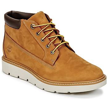 Shoes Női Csizmák Timberland KENNISTON NELLIE Bézs / Barna