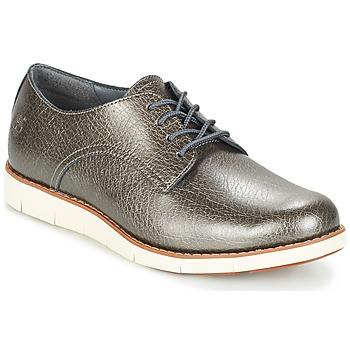 Cipők Női Oxford cipők Timberland LAKEVILLE OX Ezüst