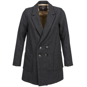Ruhák Női Kabátok Teddy Smith MELINA Szürke