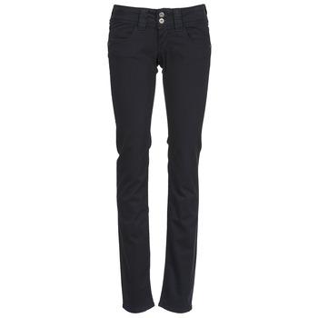 Ruhák Női Nadrágok Pepe jeans VENUS Fekete  / 999