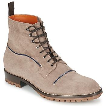 Cipők Férfi Csizmák Etro E174 Tópszínű