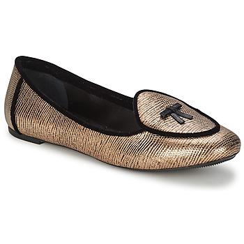 Cipők Női Balerina cipők  Etro 3078 Arany