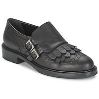 Cipők Női Oxford cipők Etro 3096 Fekete