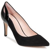 Shoes Női Félcipők Ikks ESIFOUNE Fekete