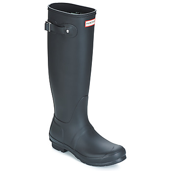 Shoes Női Gumicsizmák Hunter WOMEN'S ORIGINAL TALL Fekete