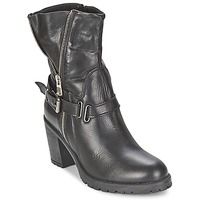 Cipők Női Bokacsizmák Casual Attitude FANYE Fekete