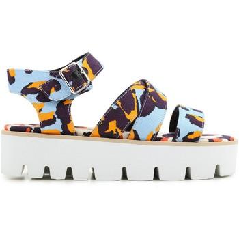 Cipők Női Szandálok / Saruk Msgm 2042MDS62 014 multicolore