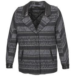 Ruhák Női Kabátok Color Block ALTONA Fekete