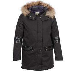 Ruhák Női Parka kabátok LTB FERTOR Fekete