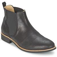 Cipők Női Csizmák Petite Mendigote LONDRES Fekete