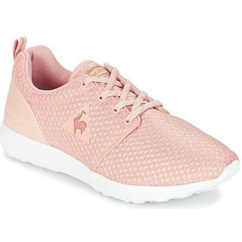 Shoes Női Rövid szárú edzőcipők Le Coq Sportif DYNACOMF W FEMININE MESH Rózsaszín