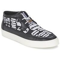 Cipők Férfi Magas szárú edzőcipők McQ Alexander McQueen 353659 Fekete