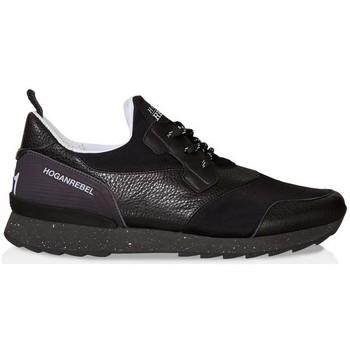 Cipők Férfi Rövid szárú edzőcipők Hogan HXM2610U390D8D0XCR nero