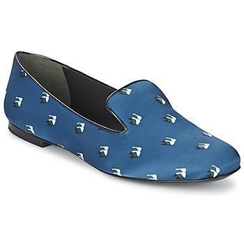 Cipők Női Balerina cipők / babák Kenzo 2SL110 Kék / Tengerész