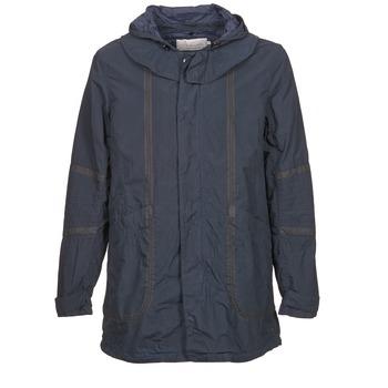 Ruhák Férfi Parka kabátok Calvin Klein Jeans ONTARIO Tengerész