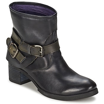 Cipők Női Bokacsizmák Kdopa TRACY Fekete