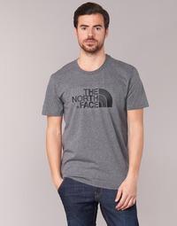 Ruhák Férfi Rövid ujjú pólók The North Face EASY TEE Szürke