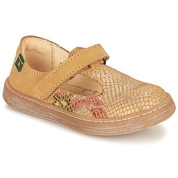 Shoes Lány Balerina cipők / babák El Naturalista KEPINA Bézs