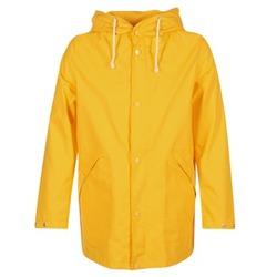 material Női Parka kabátok Loreak Mendian BUSTI Citromsárga