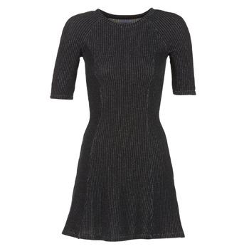 Ruhák Női Rövid ruhák Loreak Mendian ZENIT Fekete