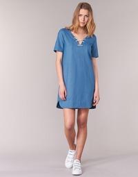 Ruhák Női Rövid ruhák Loreak Mendian TXANGAI Kék