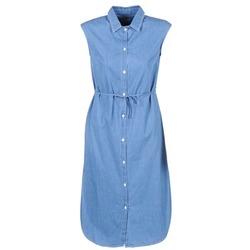 Ruhák Női Hosszú ruhák Loreak Mendian BAT ARKANSAS Kék