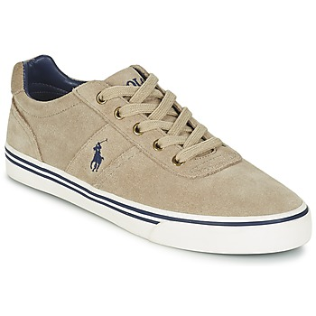 Cipők Férfi Rövid szárú edzőcipők Polo Ralph Lauren HANFORD Tópszínű