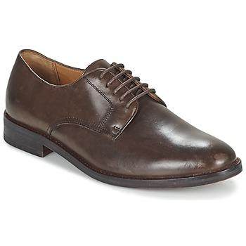 Cipők Férfi Oxford cipők Ralph Lauren MOLLINGTON Barna