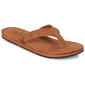 Shoes Férfi Lábujjközös papucsok Ralph Lauren EDGEMONT Barna