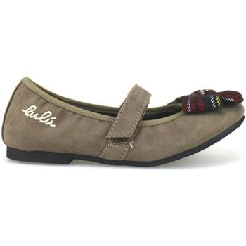 Cipők Lány Balerina cipők  Lulu AH262 Bézs