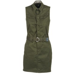 Ruhák Női Rövid ruhák G-Star Raw ROVIC SLIM DRESS S/LESS Keki