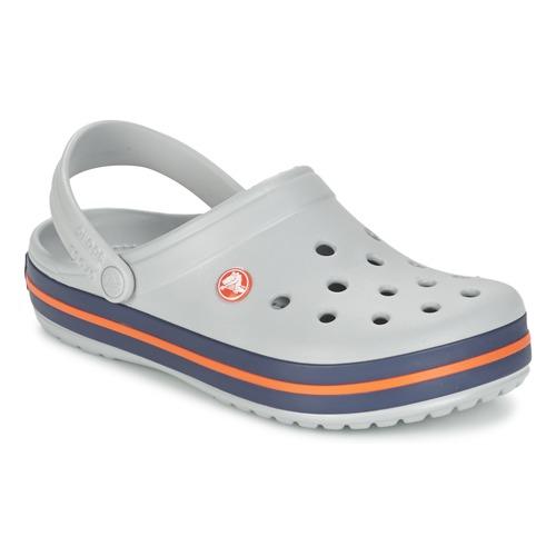 Cipők Klumpák Crocs CROCBAND Szürke