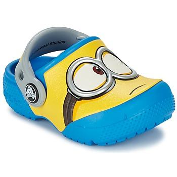Cipők Gyerek Klumpák Crocs Crocs Funlab Despicalbe me 3 Kék