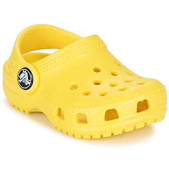 Cipők Gyerek Klumpák Crocs Classic Clog Kids Citromsárga