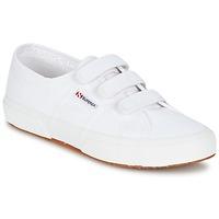 Cipők Női Rövid szárú edzőcipők Superga 2750 COT3 VEL U Fehér