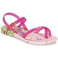 Shoes Lány Szandálok / Saruk Ipanema FASHION SANDAL IV KIDS Rózsaszín