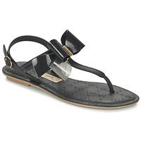 Shoes Női Szandálok / Saruk Grendha SENSE SANDAL Fekete