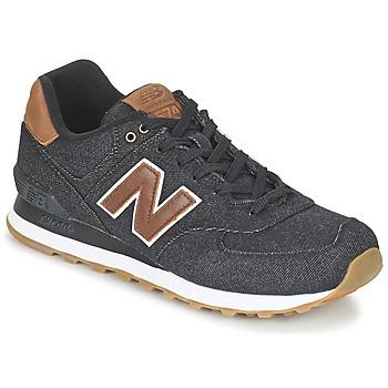 Shoes Rövid szárú edzőcipők New Balance ML574 Fekete