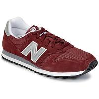 Cipők Rövid szárú edzőcipők New Balance ML373 Bordó