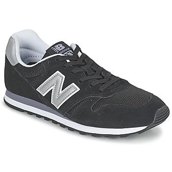 Cipők Rövid szárú edzőcipők New Balance ML373 Fekete