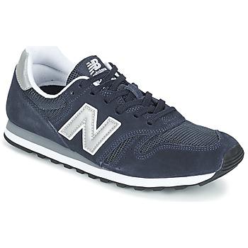 Cipők Rövid szárú edzőcipők New Balance ML373 Tengerész