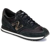 Shoes Női Rövid szárú edzőcipők New Balance CW620 Fekete