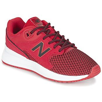 Cipők Gyerek Rövid szárú edzőcipők New Balance K1550 Piros / Fekete