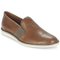 Cipők Férfi Belebújós cipők Lloyd ALISTER Konyak