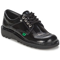 Cipők Női Bokacipők Kickers KICK LO Fekete