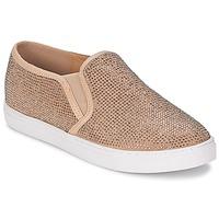 Cipők Női Belebújós cipők Dune London LITZIE Bőrszínű