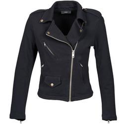 material Női Kabátok / Blézerek Diesel G-LUPUS Fekete