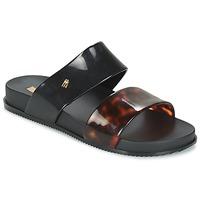 Cipők Női Papucsok Melissa COSMIC Fekete