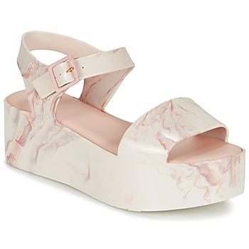 Cipők Női Szandálok / Saruk Melissa MAR Rózsaszín