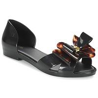 Cipők Női Balerina cipők / babák Melissa SEDUCTION II Fekete